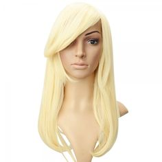 Find a very beautiful wig named Aurora