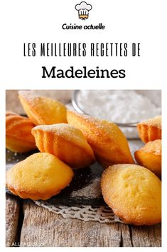 French Sweets, French Desserts, Just Desserts, Dessert Recipes, French Food, Desserts With Biscuits, Biscuit Cookies, Easy Snacks, Healthy Breakfast Recipes