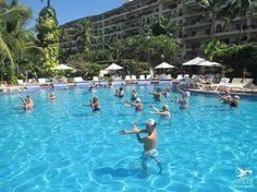 В отеле Велас Вальярта всех желающих ждет море развлечений и спортивных секций.