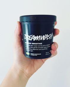 Dreamwash shower smoothie, via @lushcosmetics (Level 1, East)