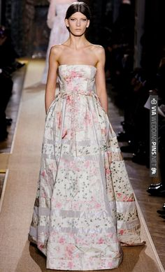 Valentino Haute Couture Fall Winter 2011/2012 | CHECK OUT MORE IDEAS AT WEDDINGPINS.NET | #weddingfashion