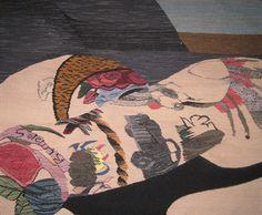 Serenity Tapestry by Erin Riley