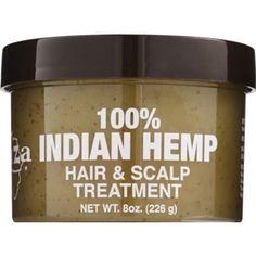 Kuza 100% Indian Hemp Hair And Scalp Treatment | Kuza 100% Indian Hemp Hair And Scalp Treatment - 8 oz | CVS Hair Scalp, Hair Regrowth, Maui Moisture, Kukui Oil, Hair Health, Shea Butter, Hemp, Moisturizer, Indian