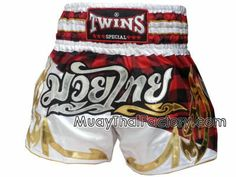 Twins special shorts - best muay thai shorts!