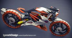 Cool render by talented artist/designer Yutaka Igarashi. The toy can also be bought at via free the wheels Space Ship Concept Art, Weapon Concept Art, Futuristic Motorcycle, Futuristic Cars, Concept Motorcycles, Cars And Motorcycles, Custom Metal Fabrication, Motorbike Design, Super Bikes