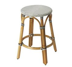 Black Windsor Counter Stool | Home Objects of Desire ...