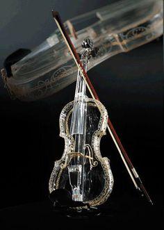 ♫♪ Music ♪♫ instrument transparent violin