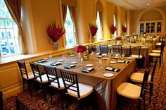 Exeter Inn - New Hampshire #receptionspace