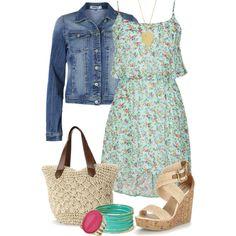 Cute Spring dress outfit Glitz Und Glamour, Frühlingskleider, Hähnchen,  Formelle Outfits, Traumschränke d122823882