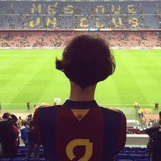 Supporters.pro in the stands? #blue&grana supporters always present!  #supporterspro #barcelonafans #barcafans #barcelonafanclub #fcbfans #fcbarcelonafans #barcelona #laliga #futbol #usabarcelona #football #soccer #soccerfans #soccerbarcelona