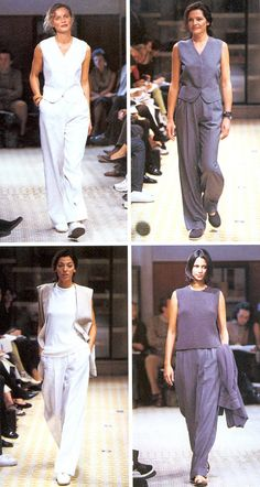 chic intemporel Hermés par Martin Margiela 1999