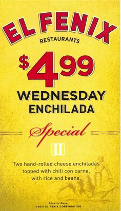 #enchiladawednesday