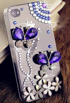 MAriposas Girly Phone Cases, Ipod Touch Cases, Cell Phone Covers, Diy Phone Case, Iphone Cases, Cellphone Case, Friends Phone Case, Mobile Covers, Purple Butterfly