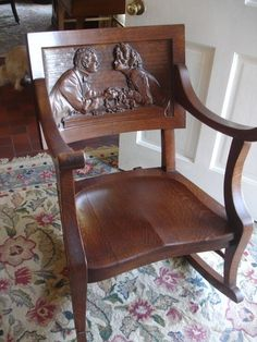 Antique Rocking Chairs On Pinterest Rocking Chairs