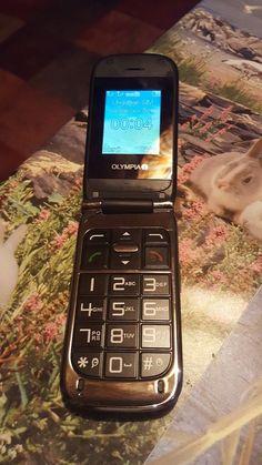 Olympia Becco - Schwarz (Ohne Simlock) Handy in Handys & Kommunikation, Handys ohne Vertrag | eBay!