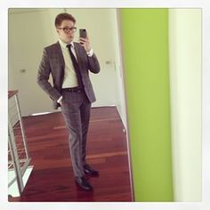 When he posted this selfie, and made even the hottest guy you know look like a shriveled-up prune. | 31 Times Patrick Stump Ruined All Other Men For You