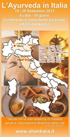 Ayurveda in Italia