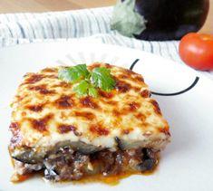 Musaka, Cafe Bar, Lasagna, Quiche, Food And Drink, Breakfast, Health, Ethnic Recipes, Food Ideas
