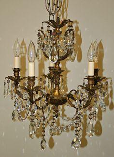 crystal chandelier fort erie # 49