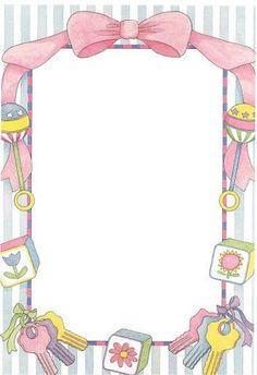 ~ Cute Baby Frame ~