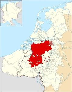 In Charles inherited his father's Burgundian territories, most notably the Low Countries and Franche-Comté, most of which were fiefs of the German empire, except his birthplace of Flanders which was still a French fief. European Map, European History, Zone Rouge, Spain History, Medieval, Old Maps, Historical Maps, Middle Ages, Science Nature