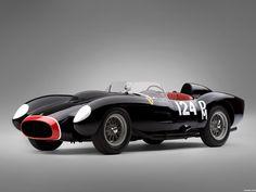 Ferrari 250 testarossa scaglietti spyder 1957 1958