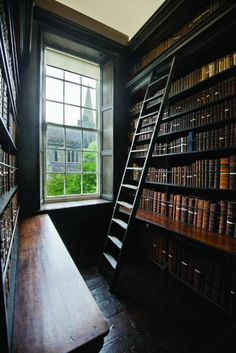 If you're going to build a library in your home, you might as well make it a great one.
