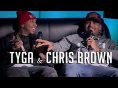 """JESSIE SPENCER: Chris Brown and Tyga go in on Drake calling him a """"weirdo"""" and """"studio gangster"""" and talk about Kanye West, Amber Rose, Kylie Jenner and Tyga's upcoming solo album."""