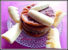 Banana Fritters - Whole wheat ~ Sneha's Recipe