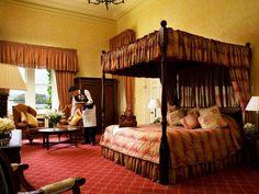 Staterooms - Ashford Castle Hotel, Dublin, Ireland