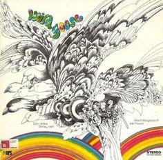 Colin Wilkie, Shirley Hart, Albert Mangelsdorff & Joki Freund - Wild Goose (1969)
