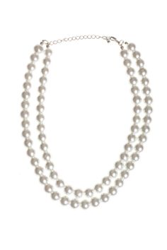 Dressing Your Truth - Type 4 Pearly Whites Necklace