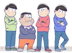 """電撃 - 『おそ松さん』サントラのジャケットや収録内容が判明。""""おそま通信第20号""""で新情報が多数公開"""