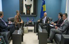 Lunacek shpreh përkrahjen e saj të mëtutjeshme për Kosovën