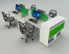 Work Desk, Corner Desk, Furniture, Home Decor, Design Offices, Modern Desk, Labor Positions, Bogota Colombia, Desks