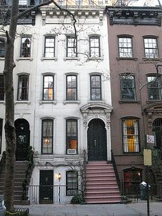 Holly Golightly's apartment. I want to live somewhere like this in NYC!