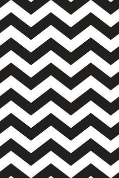 Black Snd White Cheveron Wallpaper
