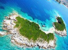 Dermi Beach, Albania home sweet homee Visit Albania, Albania Travel, Cool Places To Visit, Great Places, Amazing Places, Beautiful World, Beautiful Places, Republic Of Macedonia, Seaside Beach