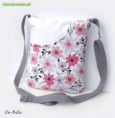 Biela kabelka - Kabelky | handmade.sk - ručná výroba, výrobky, ručná práca, predaj, obchod