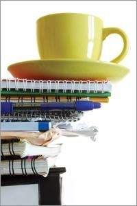 """File Under """"Wacky:"""" Overcoming ADHD Clutter Creatively  An ADHD woman battles disorganization with a highly personalized clutter-busting system -- and wins."""
