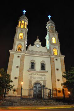 The catedral, in Culiacan