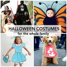 Halloween Costume Ideas What are your kids dressing up as for Halloween? Do you dress up as a family? Do you dress up your pets? As I was in the process of searching for Halloween Costume Ideas, I fou Diy Halloween Props Scary, Diy Halloween Costumes For Kids, Cool Halloween Costumes, Holidays Halloween, Diy Costumes, Costume Ideas, Halloween Ideas, Halloween Crafts, Halloween Party