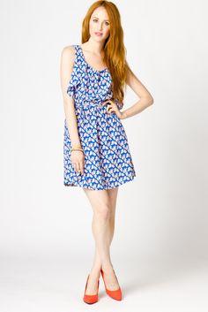 Taryn Printed Dress