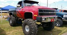 jacked up jeeps - Google Search