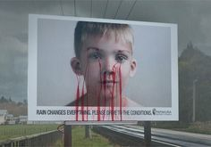 Funny pictures about Very Dramatic Billboard. Oh, and cool pics about Very Dramatic Billboard. Also, Very Dramatic Billboard photos. Advertisement Examples, Clever Advertising, Advertising Agency, Advertising Design, Billboards Advertising, Street Marketing, Guerilla Marketing, Viral Marketing, Billboard Design