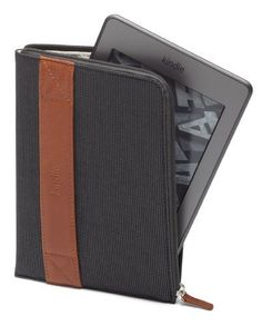 Amazon Kindle Zip Sleeve, Charcoal (fits Kindle and Kindle Paperwhite) by Amazon, http://www.amazon.ca/dp/B004SD283M/ref=cm_sw_r_pi_dp_QbMSrb0WBCTWT