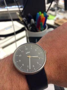 Braun Watch