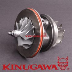 Kinugawa Turbo Cartridge CHRA T518Z TD05H-18G Oil-Cooled w/ Performance Thrust # 303-01102-051