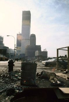 Downtown NYC, 1970. What a difference a few decades make.