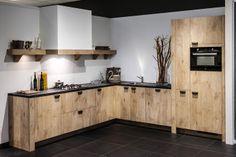 Landelijke hoekkeuken  | DB Keukens